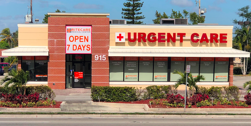 5 Services you didn't know were offered at RiteCare Urgent Care Medical Center in Hialeah