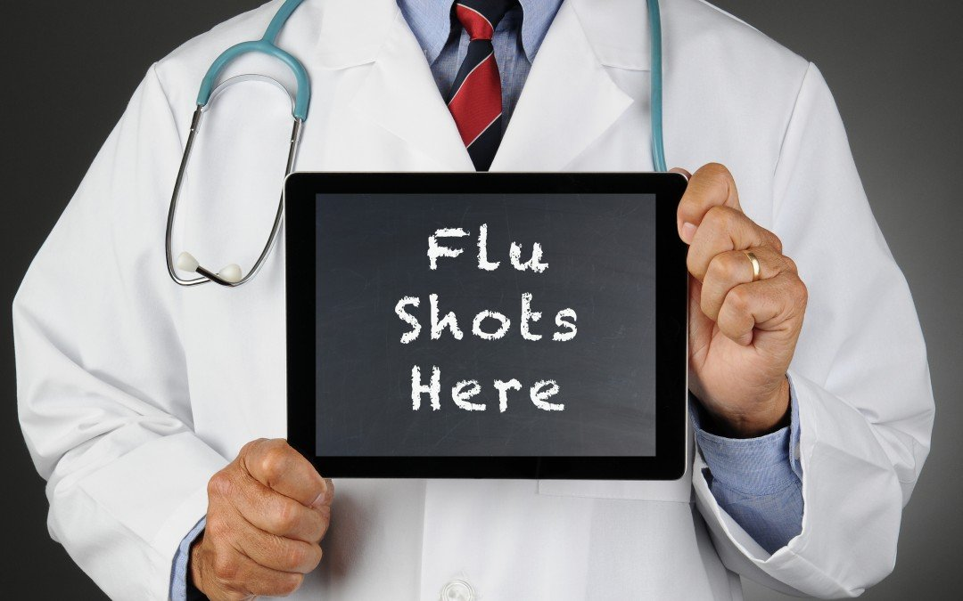 Time for Flu Shots! [Must-Have Fall Vaccination Guide]