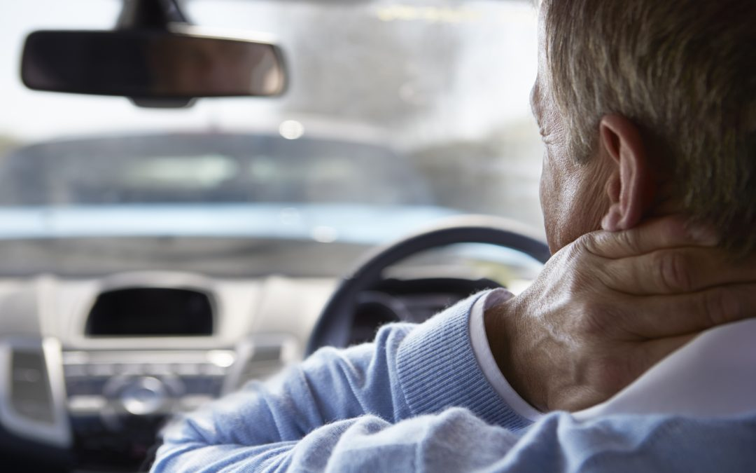 Neck and Back Pain After an Auto Accident: What To Do