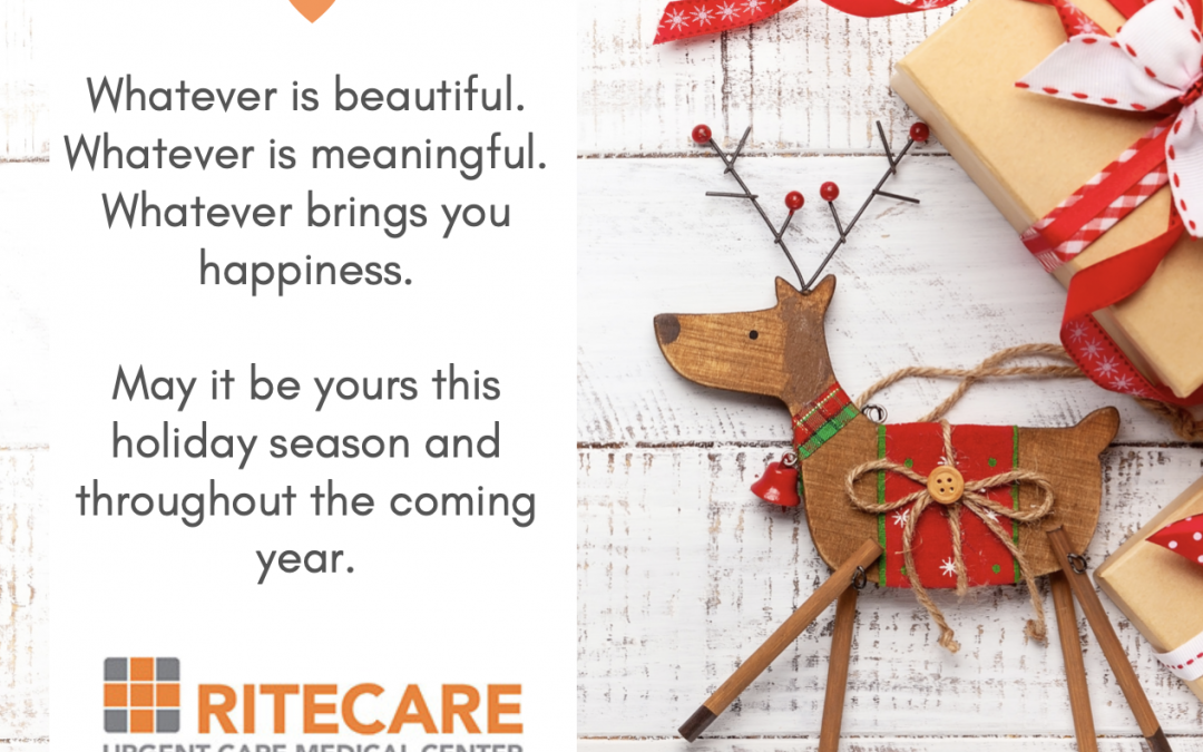Happy Holidays from Ritecare